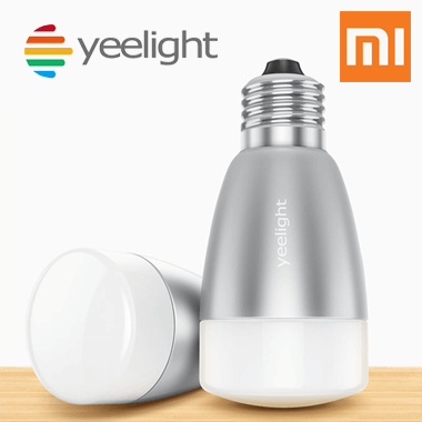 ЛАМПА XIAOMI YEELIGHT SMART LAMP BLUETOOTH E27