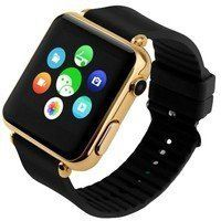 Умные часы UWatch Smart WR100 Gold