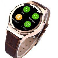 Умные часы UWatch Smart T3 Gold