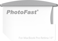 Карт-ридер PHOTOFAST Memory Expandable Combo Kit CR8700 MacBook Air 13