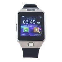 Умные часы SmartYou DZ09 Smart Watch Silver/Black