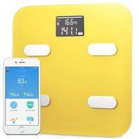 Умные весы YUNMAI Color Smart Scale Yellow (M1302-YL)